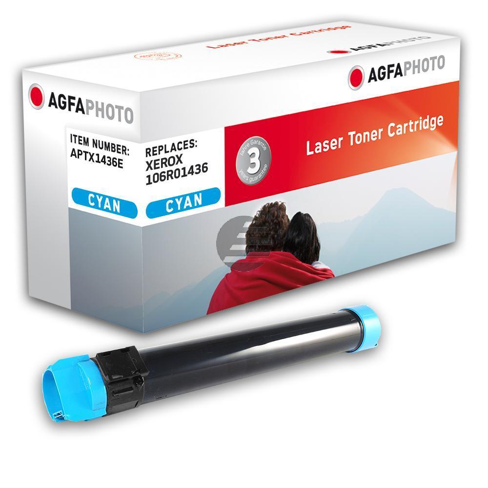 Agfaphoto Toner-Kit cyan HC (APTX1436E)