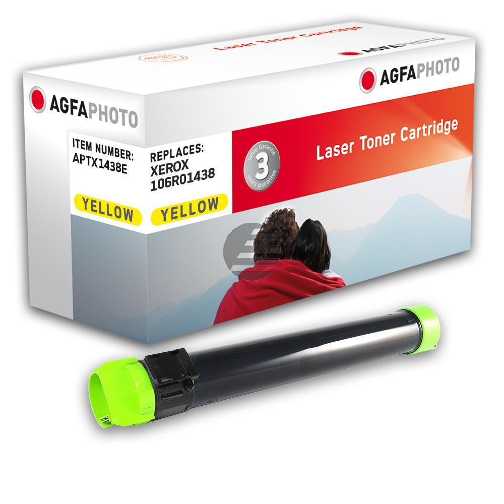 Agfaphoto Toner-Kit gelb HC (APTX1438E)