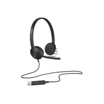 LOGITECH USB Headset H340 981-000475