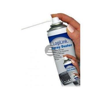 LogiLink Reinigung Druckluft Spray (400 ml)