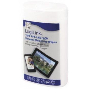 LogiLink TFT, LCD und Plasma Reinigungstücher