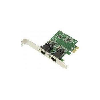 LogiLink 2-Port Gigabit LAN PCI-Express Karte