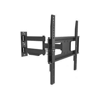 LogiLink TV-Wandhalterung, neigbar, schwenkbar, drehbar, max. 50 kg Belastung
