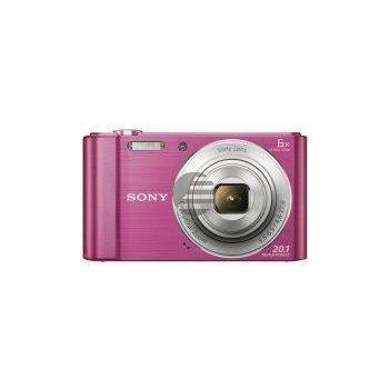 Sony DSC-W810P, Digitalkamera 20,1 MP, pink