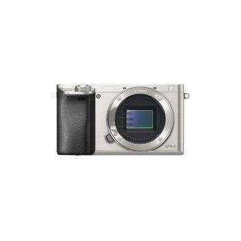 Sony ILCE-6000L E-Mount Kamera Kit 16-50 mm, silber
