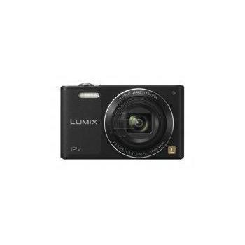 Panasonic Lumix DMC-SZ10 Digitalkamera, schwarz