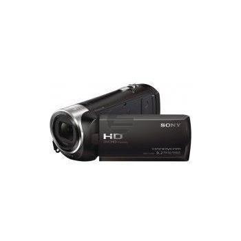 Sony HDR-CX240EB Camcorder, schwarz