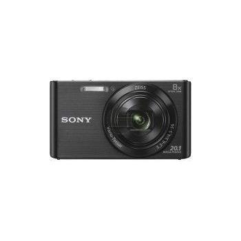 Sony DSC-W830B, Digitalkamera 20,1 MP, schwarz