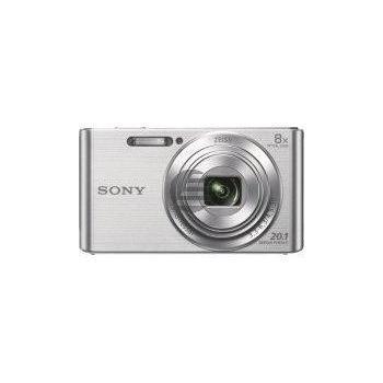 Sony DSC-W830S, Digitalkamera 20,1 MP, silber