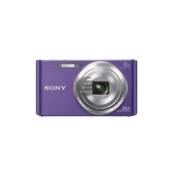 Sony DSC-W830V, Digitalkamera 20,1 MP, violet