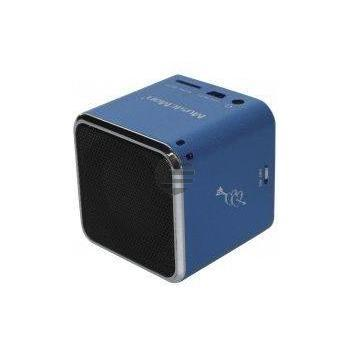 Technaxx Mini MusicMan Soundstation blau