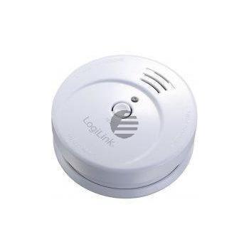 LogiLink Rauchmelder incl. 9V Batterie