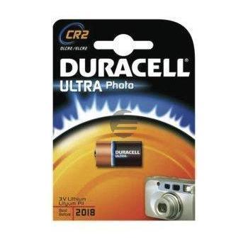 Duracell CR2 Ultra Photo 1er Blister