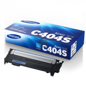 Samsung Toner-Kit cyan (CLT-C404S/ELS, C404)