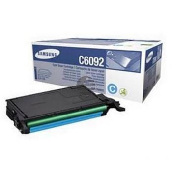 Samsung Toner-Kartusche cyan (CLT-C6092S/ELS, C6092)