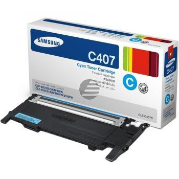 Samsung Toner-Cartouche cyaan (ST994A, C407)