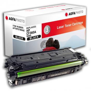 Agfaphoto Toner-Kartusche schwarz (APTHPCF360AE)