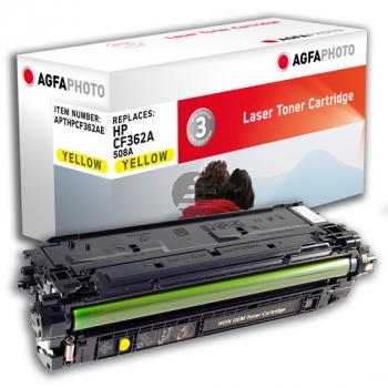Agfaphoto Toner-Kartusche gelb (APTHPCF362AE)