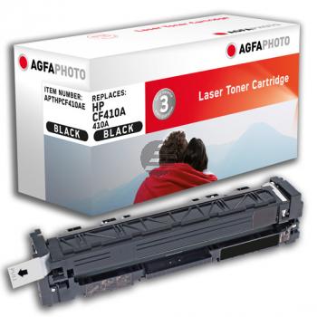 Agfaphoto Toner-Kartusche schwarz (APTHPCF410AE)
