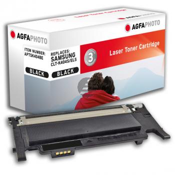 Agfaphoto Toner-Kit schwarz (APTSK404BE) ersetzt CLT-K404S / K404