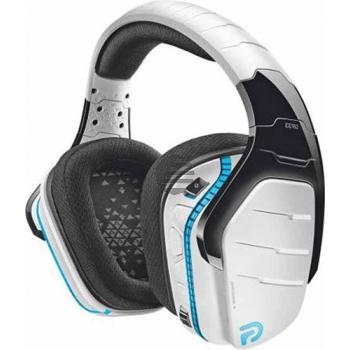 Logitech G933 Artemis Spectrum kabelloses 7.1 Gaming Headset, weiß