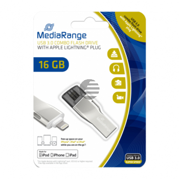 MediaRange USB Stick 16 GB USB 3.0