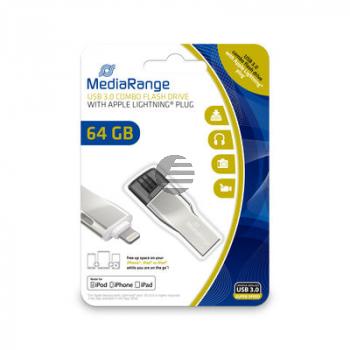 MediaRange USB Stick 64 GB USB 3.0