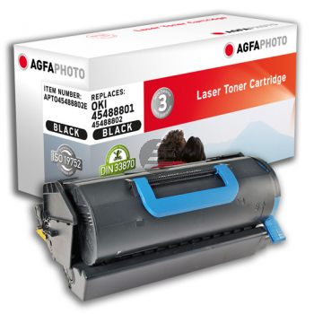 Agfaphoto Toner-Kartusche schwarz (APTO45488802E)