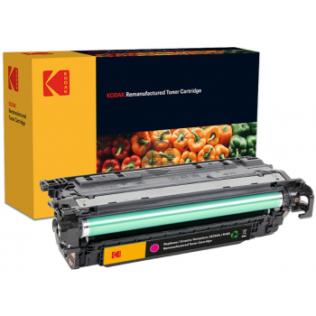 Kodak Toner-Kartusche magenta (185H026303) ersetzt CE263A / 648A