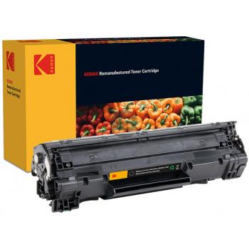 Kodak Toner-Kartusche schwarz (185H043501) ersetzt CB435A (35A), 1870B002 (712) ersetzt CB435A / 1870B002