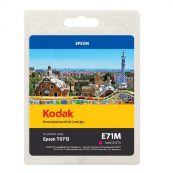Kodak Tintenpatrone magenta (185E007103, E71M)