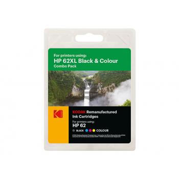 Kodak Tintenpatrone cyan/gelb/magenta schwarz (185H006217)