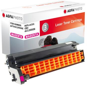 Agfaphoto Fotoleitertrommel magenta (APTO42126606E) ersetzt 42126606