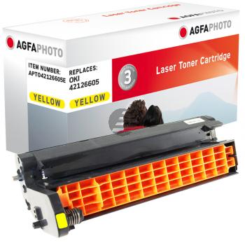 Agfaphoto Fotoleitertrommel gelb (APTO42126605E) ersetzt 42126605