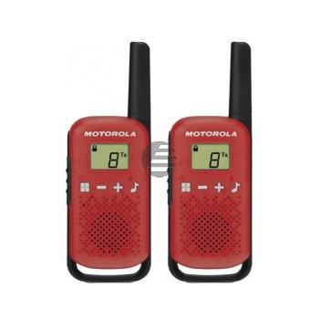Motorola PMR Talkabout T42 rot