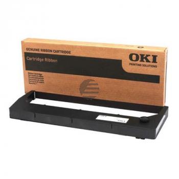 OKI Farbband Kassette schwarz 4-er Pack HC (09005660)
