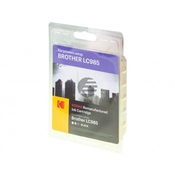 Kodak Tintenpatrone schwarz (185B098501) ersetzt LC-985BK