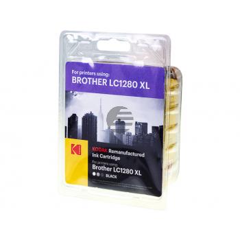 Kodak Tintenpatrone schwarz (185B128030) ersetzt LC-1280XLBK