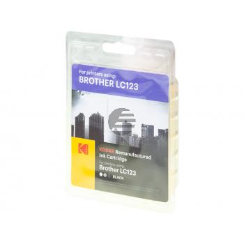 Kodak Tintenpatrone schwarz (185B012301) ersetzt LC-123BK