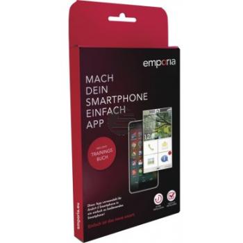 ''Mach Dein Handy einfach-App'' App Package + Trainingsbuch