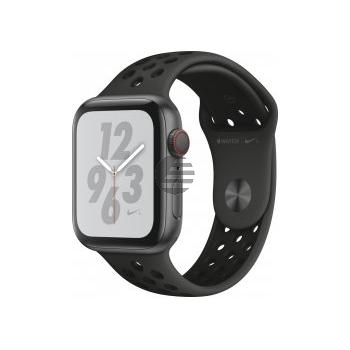 Apple Watch Nike+ Series 4 GPS 44 mm Alu space grey, anthracite/Nike Band black