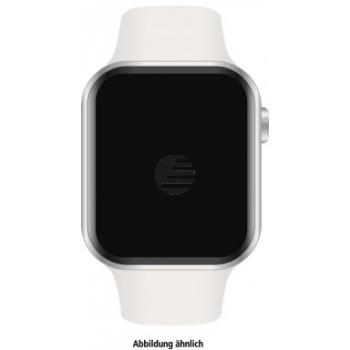 Apple Watch Series 4 Cell (LTE) 40 mm Alu silver, Sport white