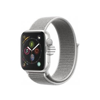 Apple Watch Series 4 Cell (LTE) 40 mm Alu silver, Loop seashell