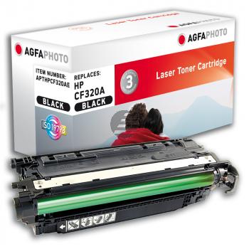 Agfaphoto Toner-Kartusche (APTHPCF320AE) ersetzt CF320A / 652A