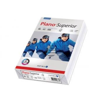 PAPYRUS Kopierpapier Plano Superior A4 88026776 weiss, 60g SB FSC 500 Blatt