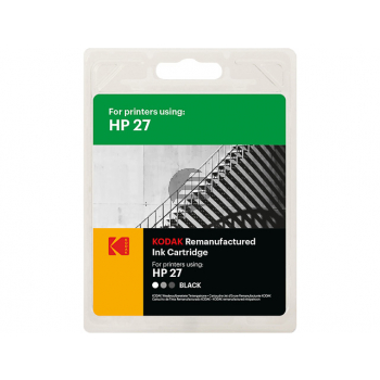 Kodak Tintendruckkopf schwarz HC (185H002701) ersetzt C8727AE (27)
