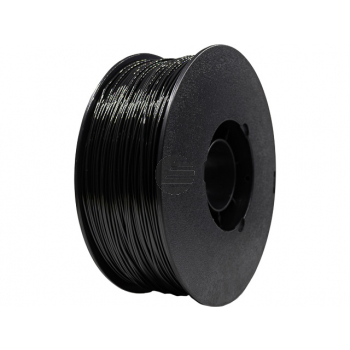 FLASHFORGE PETG FILAMENT CARTRIDGE BLACK PETB1 1,75mm 1kg