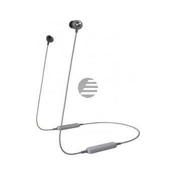 Panasonic RP-HTX20BE-H Bluetooth In-Ear Kopfhörer, grau