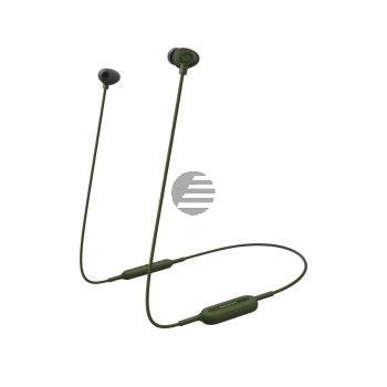 Panasonic RP-NJ310BE-G Bluetooth In-Ear Kopfhörer, grün