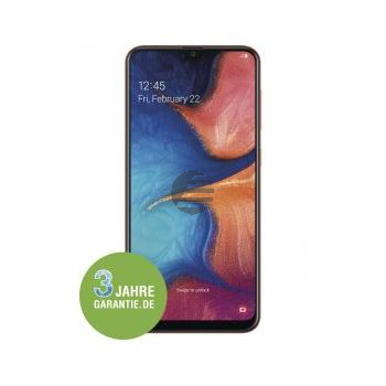 3JG Samsung A202F Galaxy A20e Dual-SIM coral orange